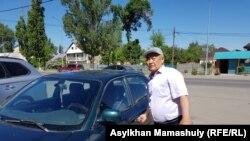 Старожил села Шамалган Кошербай Бекетов.