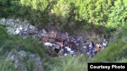 Autobuska nesreća u Albaniji