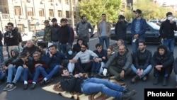 Prosvjedi u Erevanu