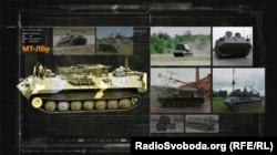 МТ-ЛБу – бронетранспортер, призначений для монтажу об'єктів військової техніки