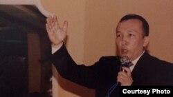 Түркияның Стамбул қаласында тұратын этникалық қазақ Ілияс Сака. (Жеке мұрағаттағы сурет.)