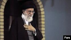 Аятола Алі Хаменеї, справжній керівник Ірану
