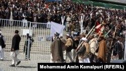 آرشیف، جشن دهقان در بادامباغ کابل