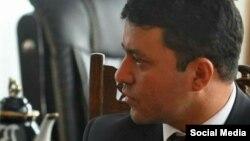 عنایت الله بابر فرهمند رئیس دفتر معاونیت اول ریاست جمهوری افغانستان