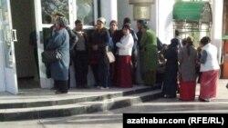 Türkmenistandaky nobatlar.
