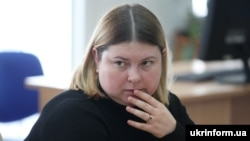 Anti-corruption activist Kateryna Handzyuk died in November 2018 of wounds from an acid attack.