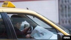 استفاده از تاکسیهای اینترنتی در تهران افزایش چشمگیری یافته است و آژانسها و تاکسیهای عادی با مشکل روبه رو شده اند.