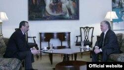 Встреча глав МИД Армении и Нагорного Карабаха в Ереване (архив)