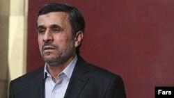 Иранскиот претседател Махмуд Ахмадинеџад