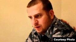 Замминистра МВД по Чечне Апти Алаудинов