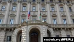 Здание министерства иностранных дел Чехии. В 2017 году министерство подверглось кибератаке, в причастности к которой подозревают Россию