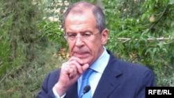 وزير امور خارجه روسيه:« موقعيت ناظر در سازمان همکاری های شانگهای وجود دارد که ايران شامل آن می شود.» (عکس: RFE/RL)