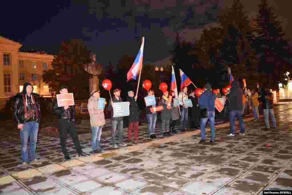 Казань. 7 октября 2017 года