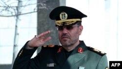 İranın müdafiə naziri Hossein Dehqan