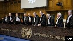 Suci Međunarodnog suda pravde