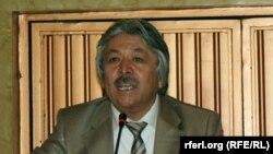 د افغانستان د کار او ټولنیزو چارو سرپرست وزیر فیض الله ذکي