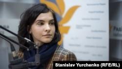 Юрист общественной инициативы «Крым SOS» Виктория Савчук