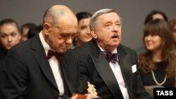 """Гарри Бардин и Вячеслав Пьецух - """"триумфаторы"""" 2010-го года"""
