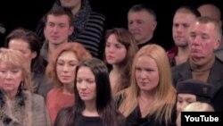 Украинские актеры обращаются к российской аудитории