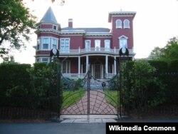 King-in evi, ABŞ, Maine ştatı, Bangor