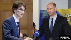 Saša Obradović i Joško Klisović