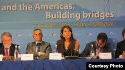 """من وقائع جلسة المجموعة الأوروبية الأميركية الأطلسية لمناقشة """"المشروع الإسلامي الراديكالي"""""""