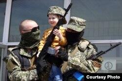 Русские в Донбассе. Лето 2014 года