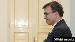 Посол Швейцарии в Армении Лукас Гассер (архив)