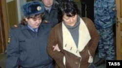 По словам защитников, обвинения против Френкеля выдвинуты на основании показаний Лианы Аскеровой (на фото)