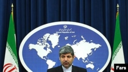 "Foreign Ministry spokesman Ramin Mehmanparast: ""It is a technical and expert issue..."""