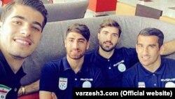 کریم انصاریفرد، احسان حاج صفی، سعید عزت اللهی و علیرضا جهانبخش چهار بازیکم ایرانی در فوتبال اروپا.