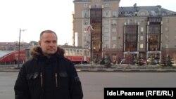 Брат скончавшегося Сергей Дроздов
