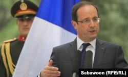 Франсуа Олланд, раиси ҷумҳури Фаронса