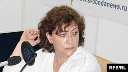 Евгения Альбац на Радио Свобода