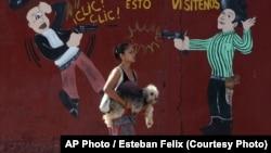 photo gallery only 2016 -- no social networks, no TV -- Honduras Violence