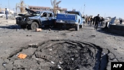 A series of car bombs the past week in Iraq have spurred concern over an upsurge in violence.