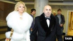 Валерия и Пригожин в Кремле