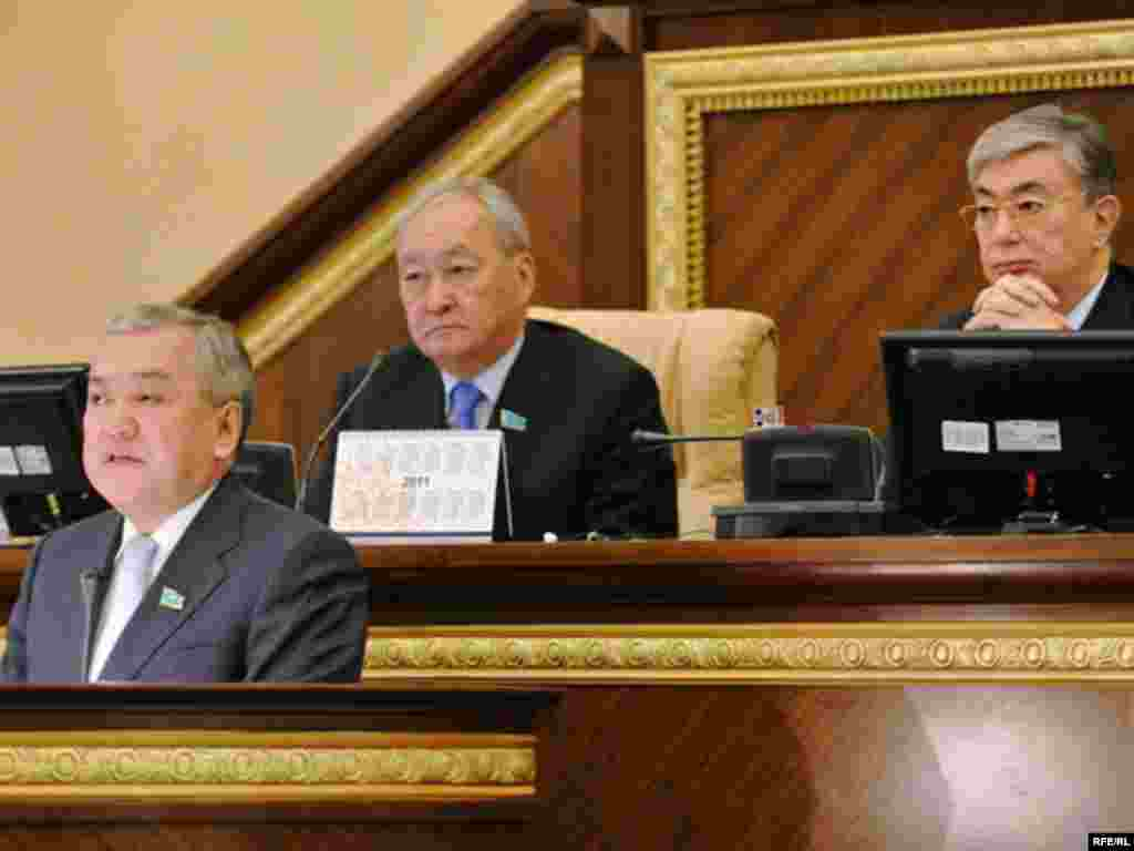 Казахстан. 10 января - 14 января 2011 года. #14