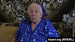 Ayşe Kadırova.