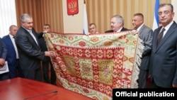 Сергей Аксенов на встрече с представителями Турции в Симферополе