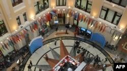Россия Марказий сайлов комиссиясининг Москвадаги бош қароргоҳи, 2011 йил 4 декабр