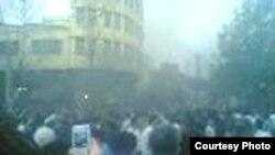 Urmiyədə etiraz aksiyası, 23 may 2006