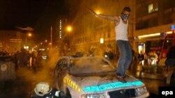 Sentyabrın 18-dən Macarıstanda başlanan aksiyalarda yüzdən çox insan xəsarət alıb
