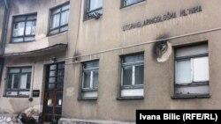 Propadanje Kliničkog centra Sarajevo