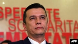 Prime Minister Sorin Grindeanu has vowed not to resign.