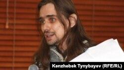 Блогер Дмитрий Щелоков.