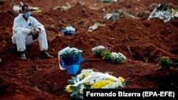 Broj oboljelih od COVID-19 u Brazilu prešao je milion, dok je broj smrti u nedjelju, 21. juna, prešao prag od 50.000.
