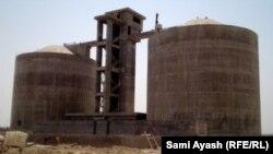 محطة معالجة مياه الصرف الصحي شرق بعقوبة