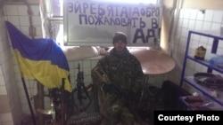 Захисник Донецького аеропорту «Лео»