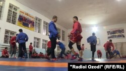 Тамрини самбочиёни тоҷик.